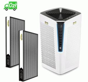 AF 100 (100m²) Profesjonalny oczyszczacz powietrza Karcher + filtry uniwersalne