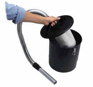 Filtr popiołu/dużych śmieci, Premium