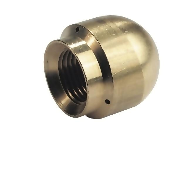 Dysza do czyszczenia rur, rozmiar 60, Ø 16 mm K/Parts
